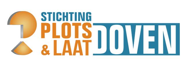 Logo stichting Plots & Laatdoven